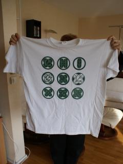 T shirt smal